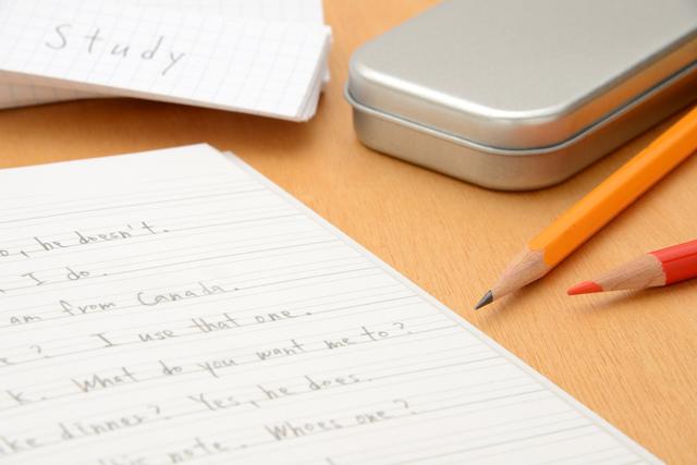 語学、勉強