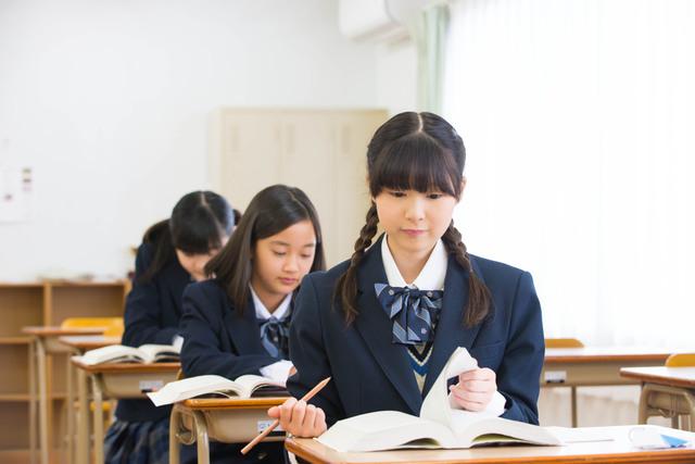 授業、高校