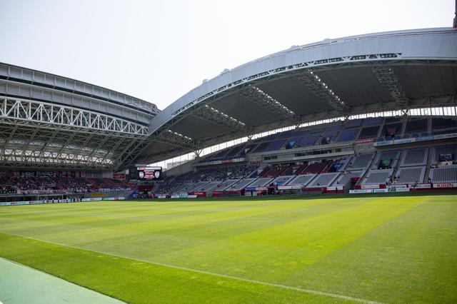 スタジアム、サッカー